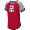 Colosseum: Arizona Wildcats Southbend Red Sox Oversized Tee