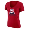Nike: Arizona Baseball Women's Legend V-Neck Tee - Red