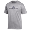 Gear: Univeristy of Arizona Logo Dad - Oxford Heather Grey