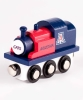 College Team Trains: Arizona Team Logo Train Engine
