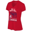 2018 Arizona PAC-12 Men's Basketball Tourn Champs Ladies Tee