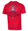 Champion: Arizona Wildcats Softball Raise The A Tee