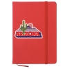 "JOURNAL: Arizona Vault Cactus logo 5""X7"" - Red"