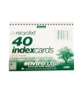 Environotes Recycled Index Cards