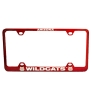 License Plate Frame: Arizona (Red)<BR>Wildcats