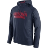 Nike: Arizona Basketball Performance Navy Hoodie