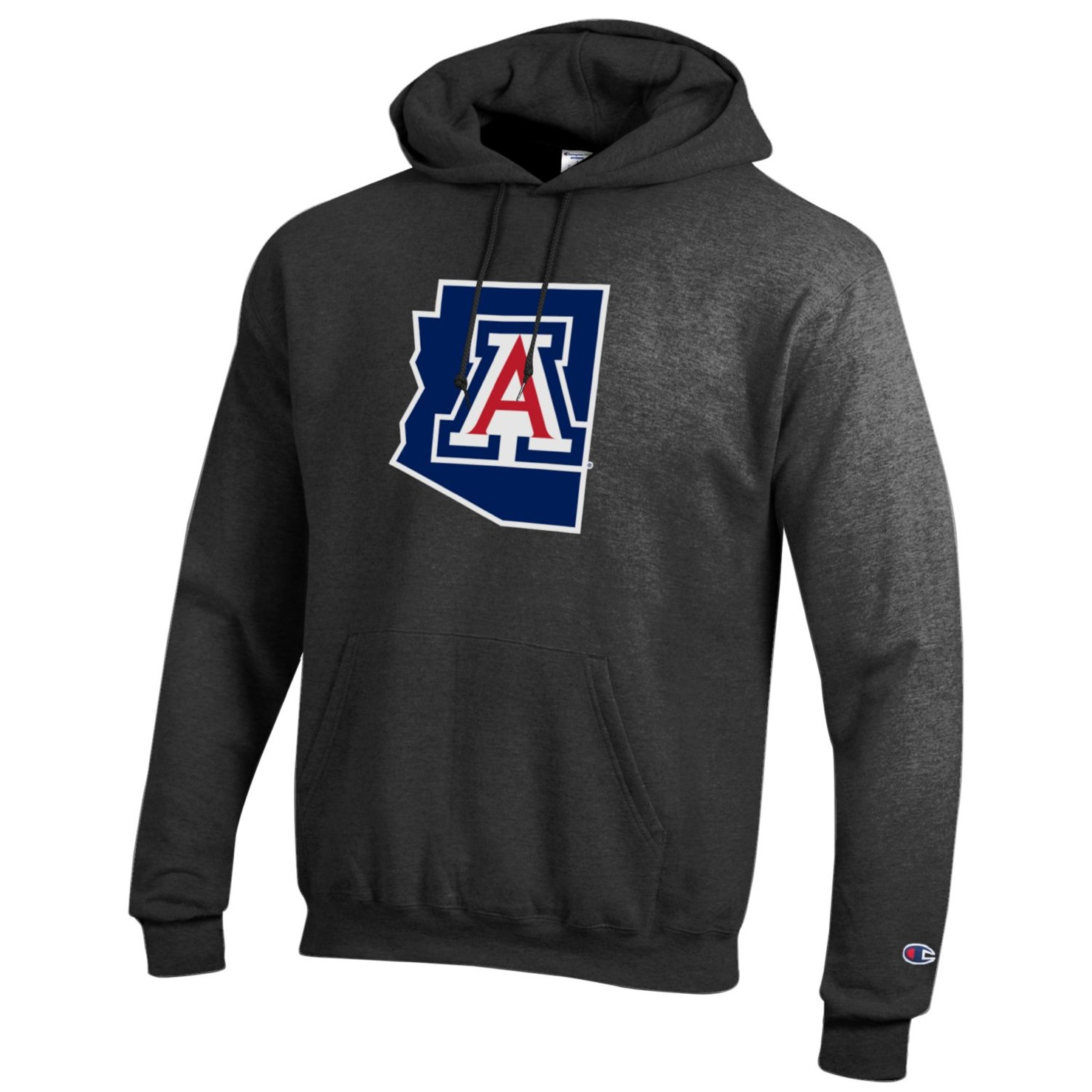 Champion: Arizona State 'A' Outline ECO Powerblend-Charcoal