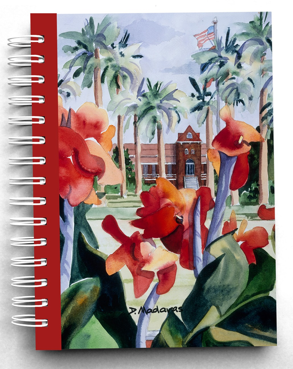 "Journal: Diana Madaras ""Flowers at Old Main"""