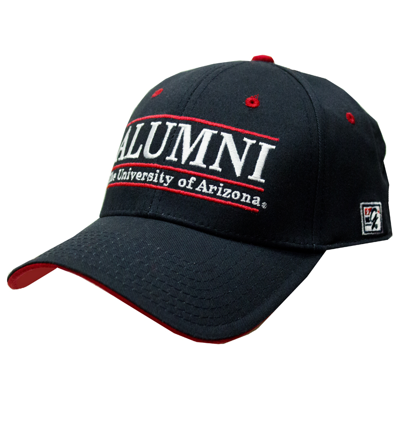 The Game: ALUMNI - The University of Arizona Navy Cap