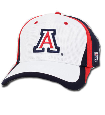 The Game: Arizona Logo UA Colors Pro Fitted Cap