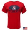 The Victory: Faded WILDCATS 'A' Football CAREY 25 T-Shirt thumbnail