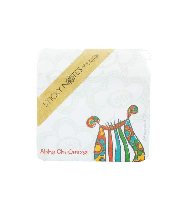 Alexandra & Company Sticky Notes: On Campus Sororities