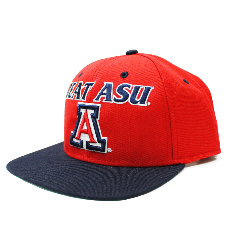 The Game: Beat ASU Red Snapback Cap