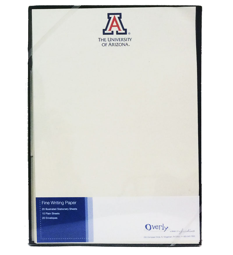 University of Arizona Fine Writing Paper