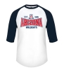 Badger Sport: Arizona Wildcats Est. 1885 Baseball Undershirt thumbnail