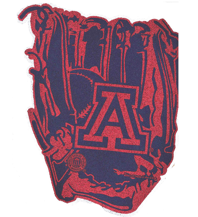 Spirit Accessory: Arizona Baseball or Softball Fan Foam Glov