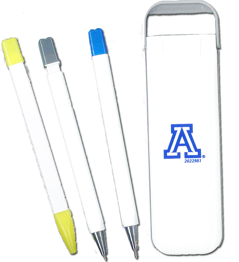 Pen Set: Arizona Pen Set of 3 Case