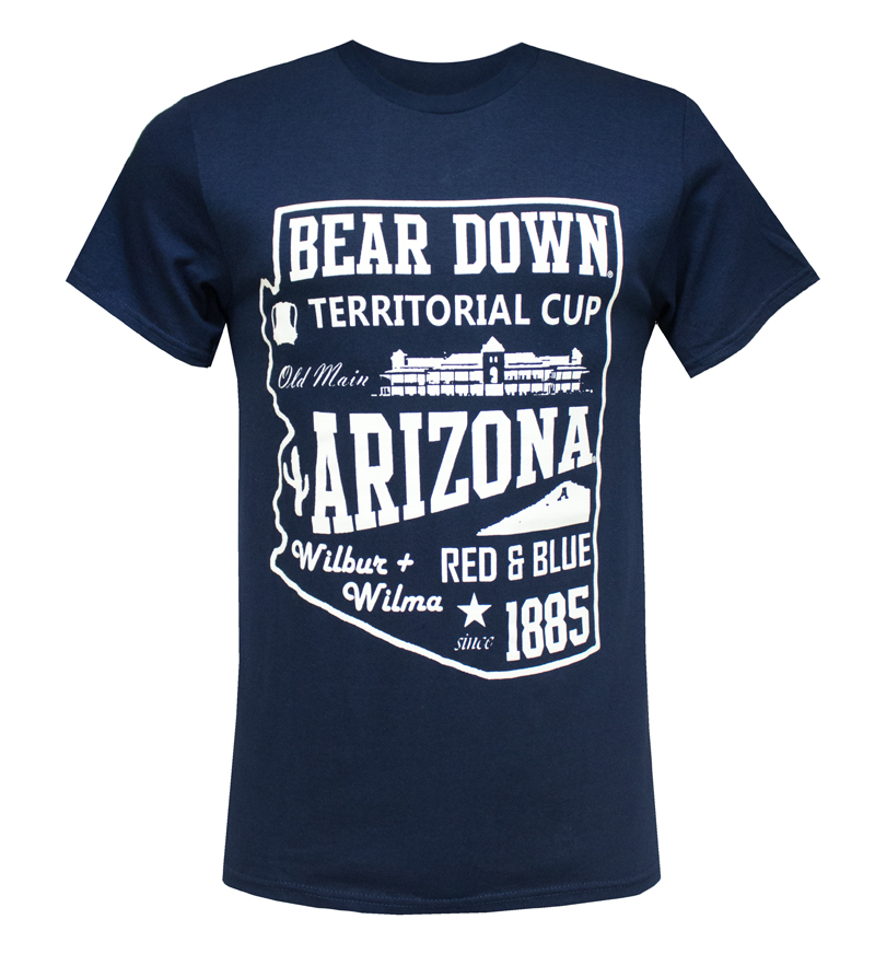Contest Winner: Arizona Bear Down Territorial Cup