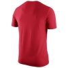 Nike: Arizona College Cotton Sideline Logo Red Tee thumbnail
