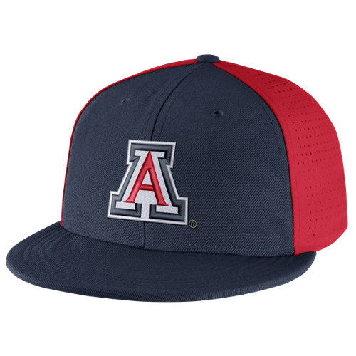 Nike: Arizona Colleger Players True Navy/Red Cap