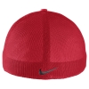 Nike: Arizona 3D 'A' logo MeshBack Dri-Fit Red Cap thumbnail