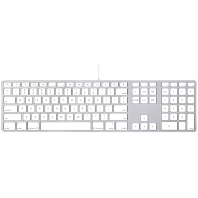 Apple Keyboard with Number Pad
