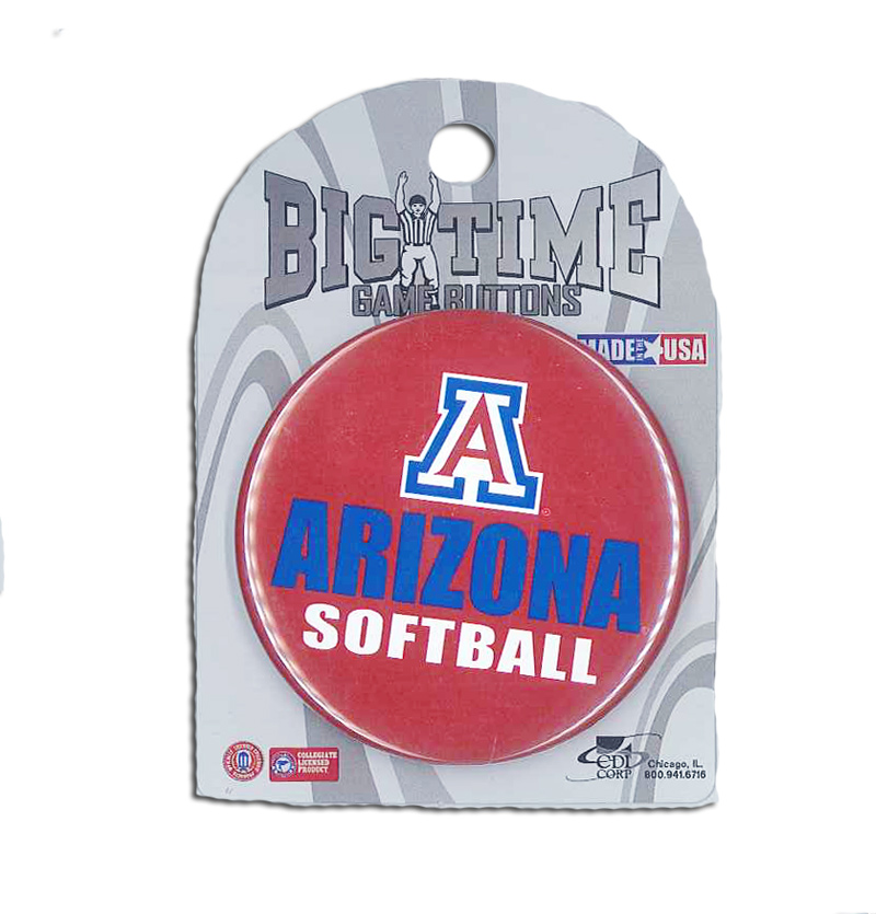 Button: Arizona Softball