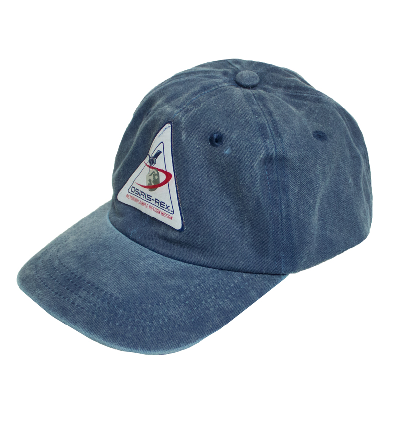 Youth OSIRIS-REX Faded Blue Cap