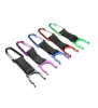 Alloy Bottle Holder Clip - Assorted Colors thumbnail
