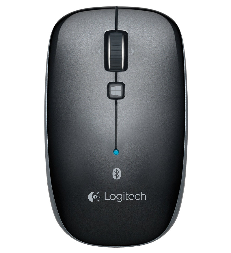 Logitech - m557 Bluetooth Mouse