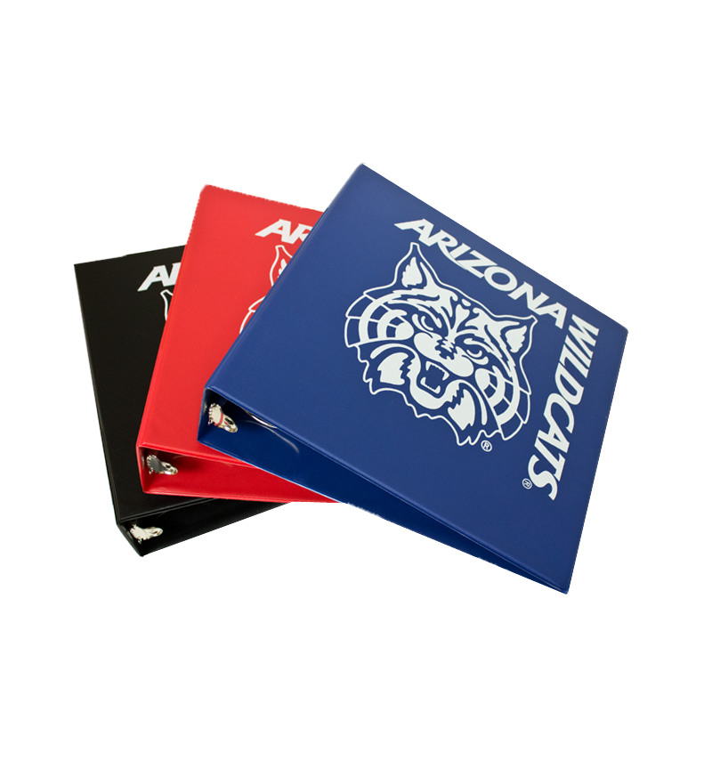 Binder: Big Wildcat ARIZONA WILDCATS 2""