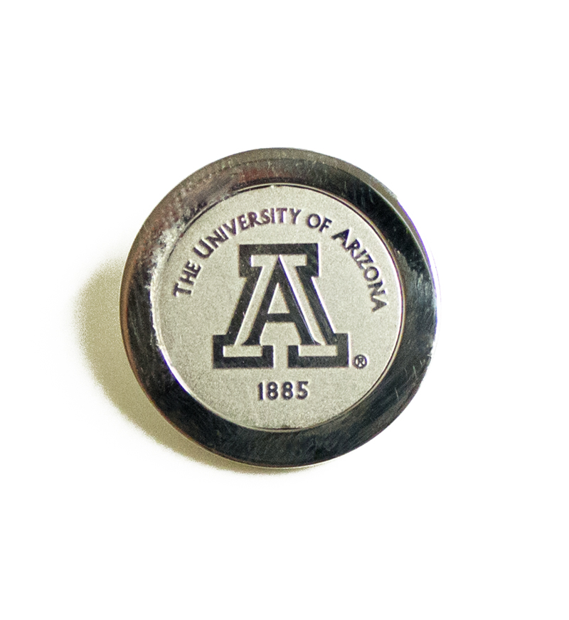 1/S-S The University of Arizona 'A' Lapel Pin