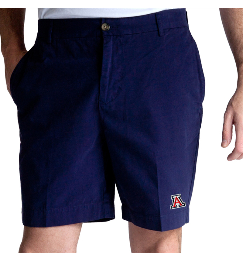 TailorByrd: Perfect Fit Arizona Navy Short