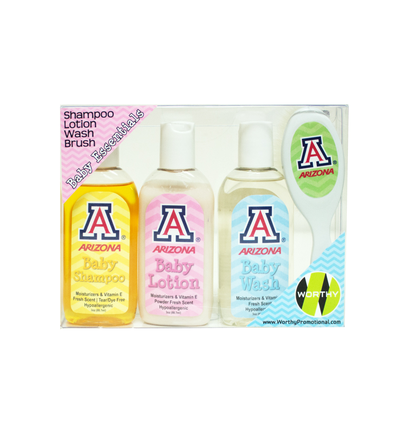 4 Piece Arizona Baby Gift Set