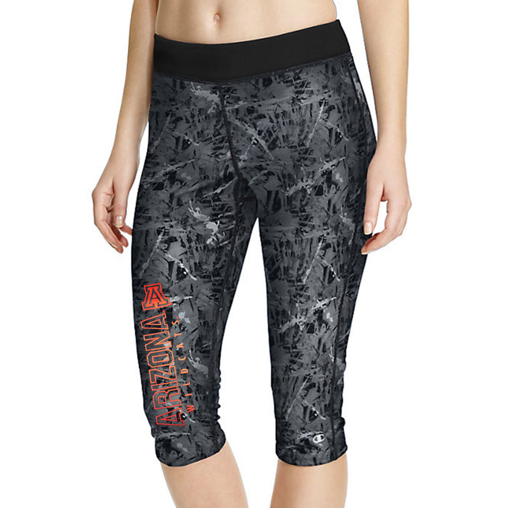 Champion: Arizona Absolute Workout Printed Knee Tight