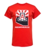 Arizona Wildcats State Flag Red T-Shirt