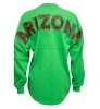 Emerald Green Aztec Arizona Football Jersey Tee thumbnail
