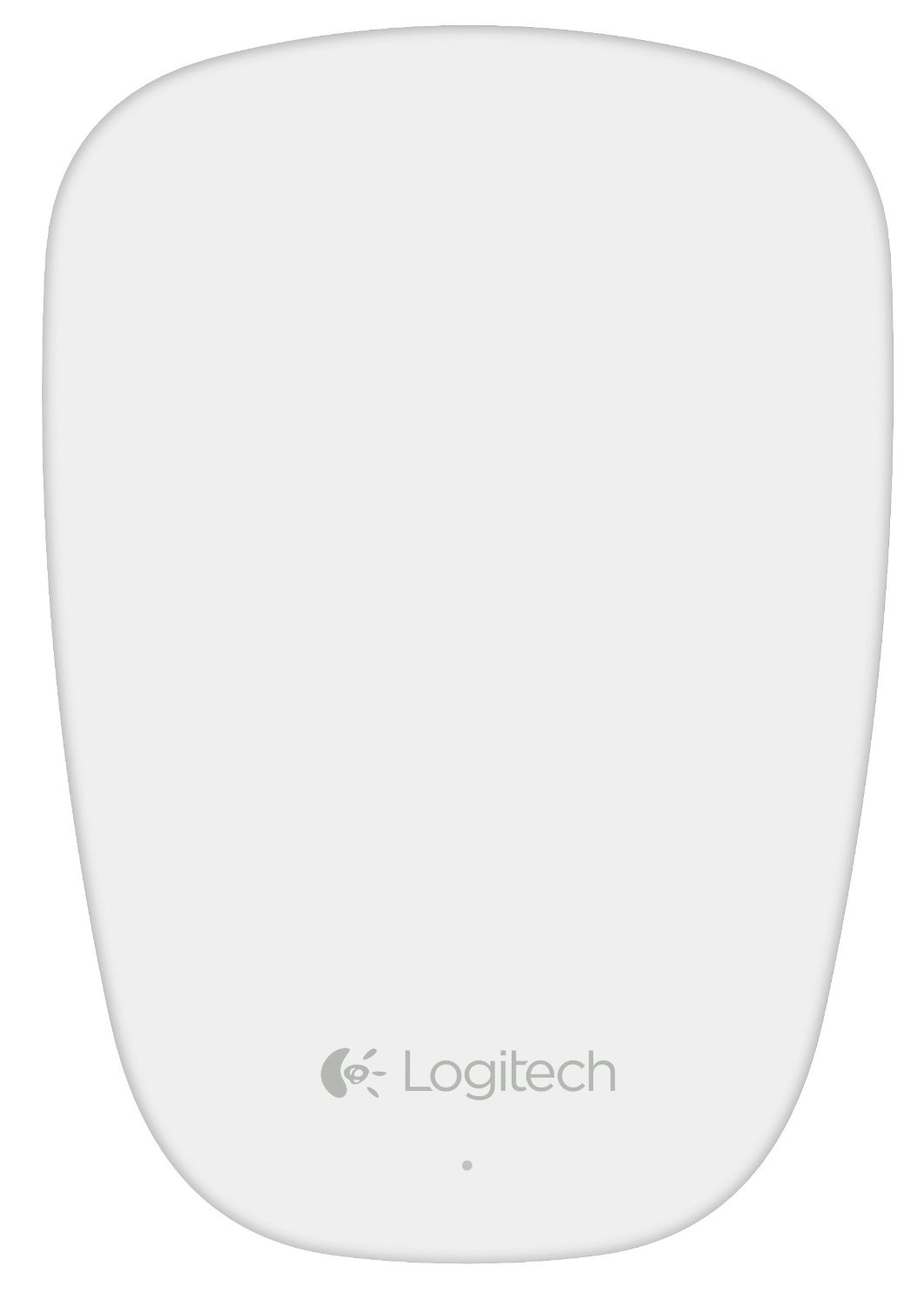 Logitech: White Ultrathin Touch Mouse t631 for Mac