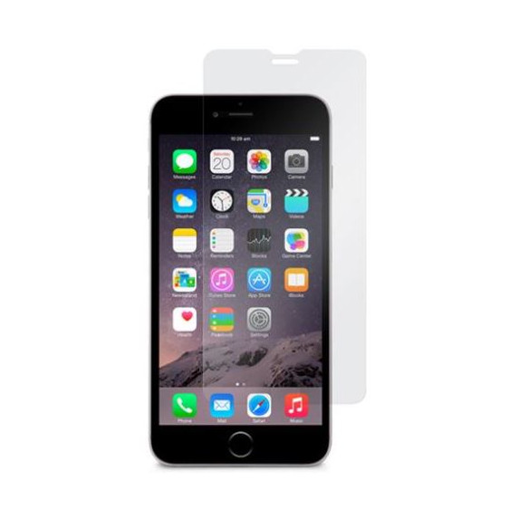 Moshi: Airfoil Glass Screen Protector for iPhone 6 Plus