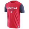 Nike Red Arizona Wildcats Baseball Performance T-Shirt