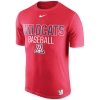 Nike Arizona Wildcats 2016 Baseball Team Issue Red Tee