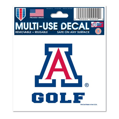 Arizona Golf Decal