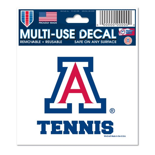 Arizona Tennis Decal