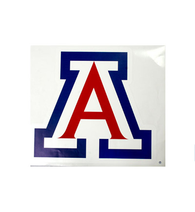 Wall Decal Arizona Block 'A' 12-inch