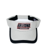 The Game: Arizona Wildcats White/Navy Visor thumbnail