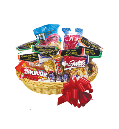 Gift Basket: Snack Attack