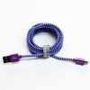 Tera Grand:  USB 2.0 A to Micro B Braided Cable Android thumbnail