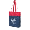 Herschel Packable Tote Navy/Red thumbnail