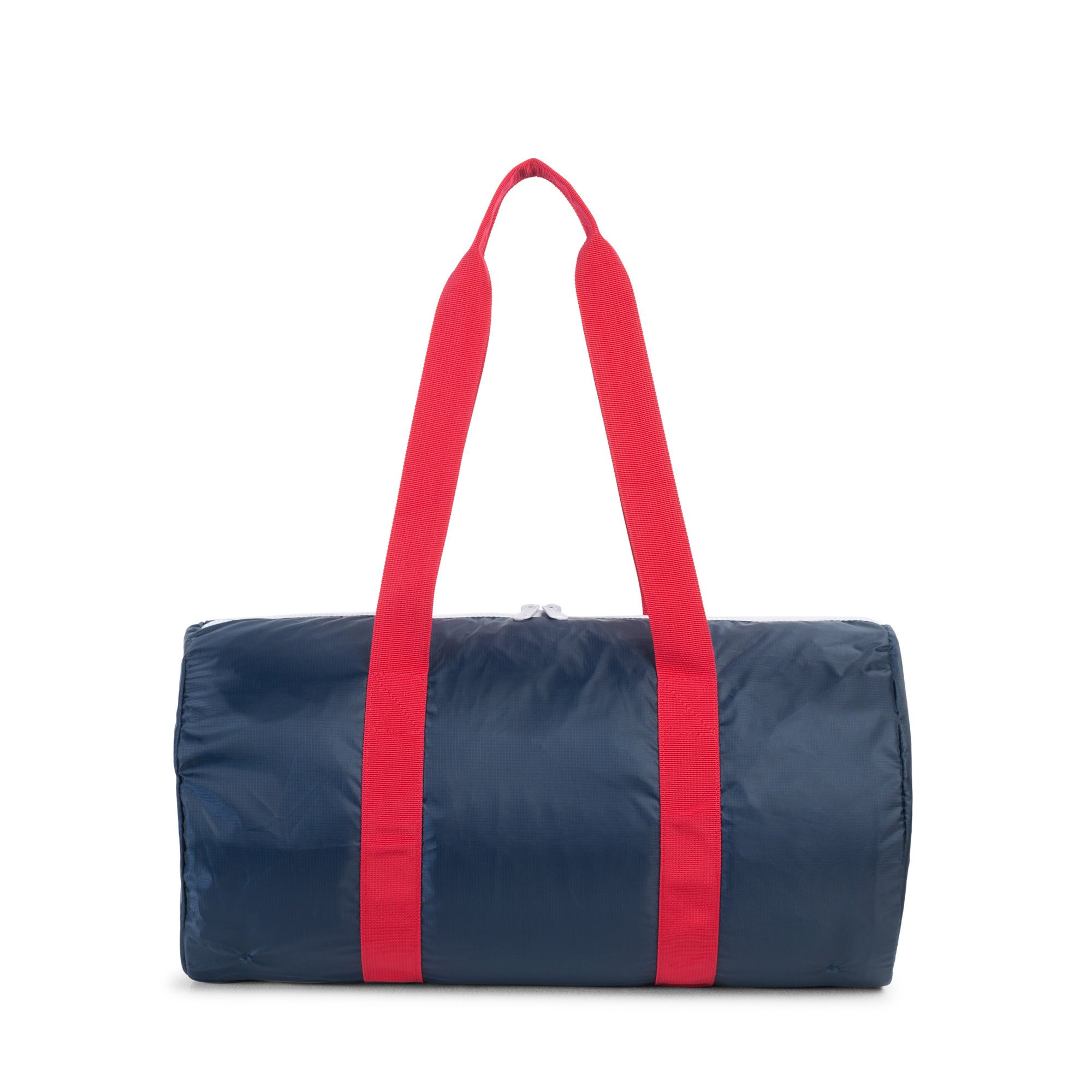 Herschel Packable Duffle Navy/Red