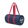 Herschel Packable Duffle Navy/Red thumbnail